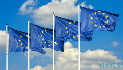 шенгенский флаг