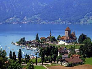 Швейцария виза